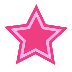 18_Star_Pink_Double_Line