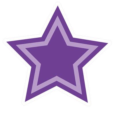18_Star_Purple_Double_Line