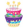24_Cakes-Pink-Purple-Icing