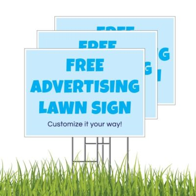 FreeAdvertisingLawnSign3