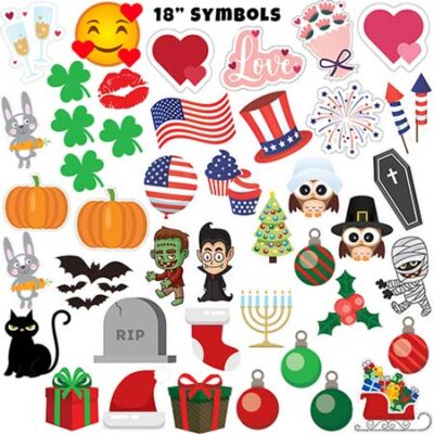 Bundle4-18InchSymbols