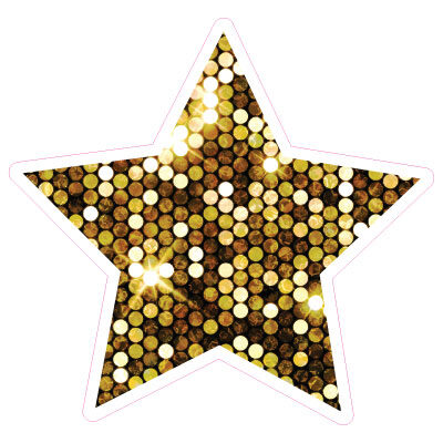 12_Star_Gold-Sequins