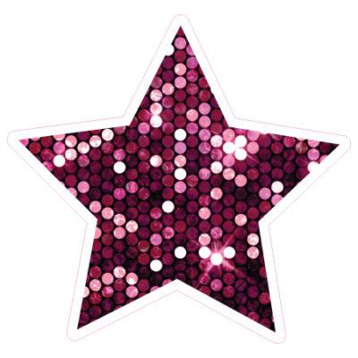 12_Star_Pink-Sequins