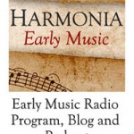 "The Saint John of Damascus Society on NPR's ""Harmonia Early Music"""