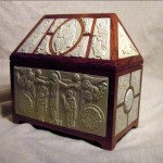 Carving a Reliquary