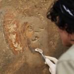 Byzantine Chapel in Myra Found Under Deep Mud