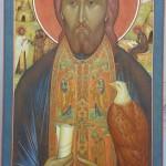 Artist Profile: Fr. Silouan Justiniano, Iconographer