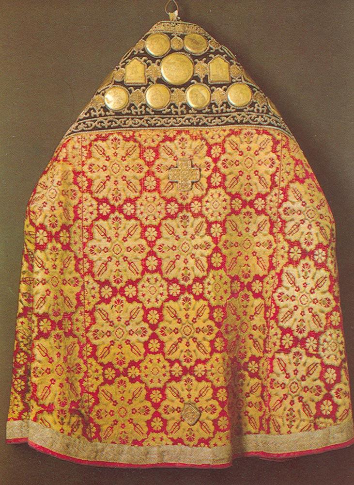 Phelonion, 1652, Russia