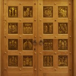 New Doors for the Russian Orthodox Church of St. Mary Magdalene, Madrid, Spain
