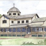 A Byzantine Church in Wood for South Carolina
