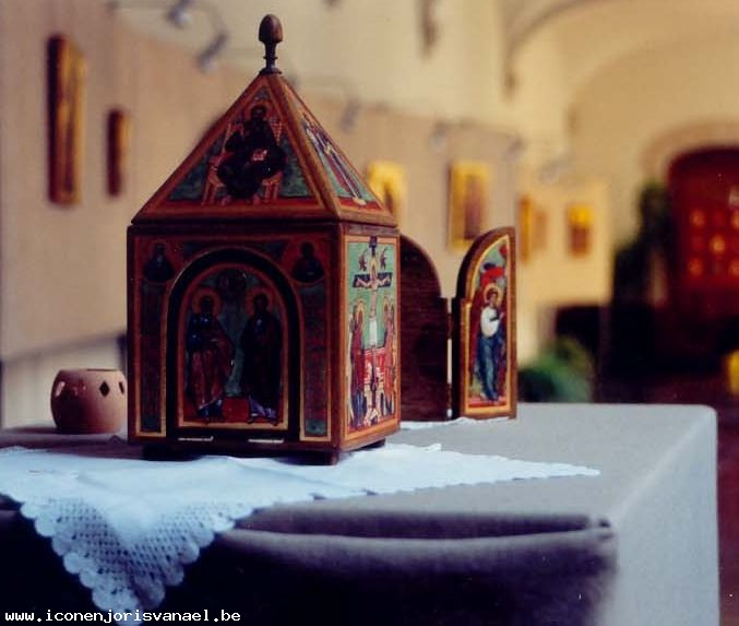 Another beautiful tabernacle from Van Ael.