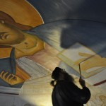 Dome Fresco Underway in Santa Rosa, CA