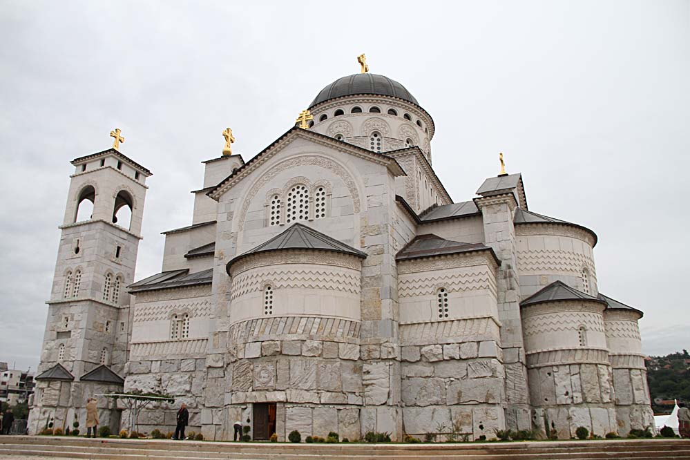 Cathedral of the Resurrection, Podgorica