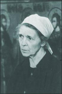Photo of Mother Juliana (Maria Nikolaevna Sokolova)