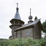 Russian Wooden Churches
