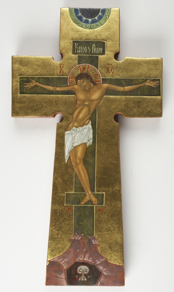 Crucifixion by Lynette Hull