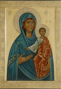 Icon The Mother of God with Christ Child