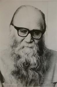 Portrait of composer Dn. Sergei Trubachev (1919-1995)