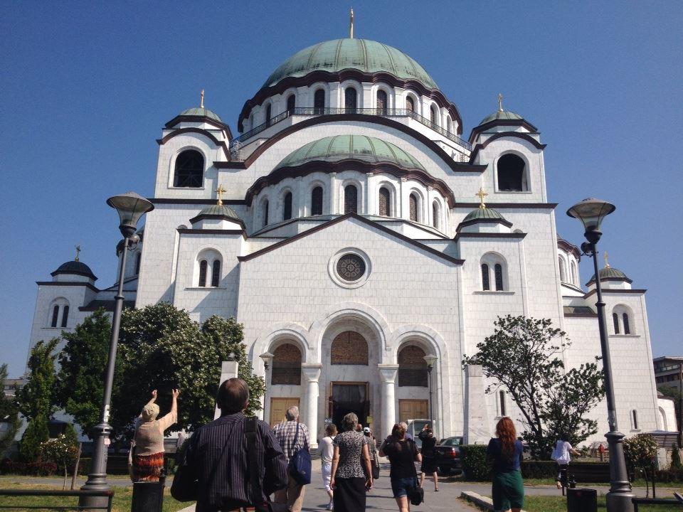 St. Sava Church, Belgrade, Serbia