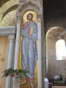 Iconostasis, Gradac Monastery