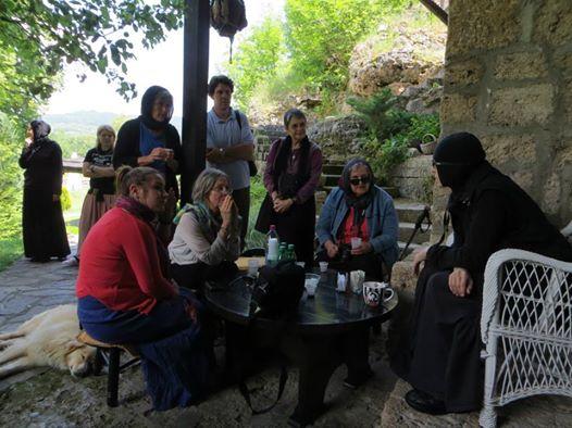 Tea with Mother Efimija