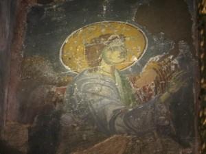 Blue Angel of St. Achilles Church