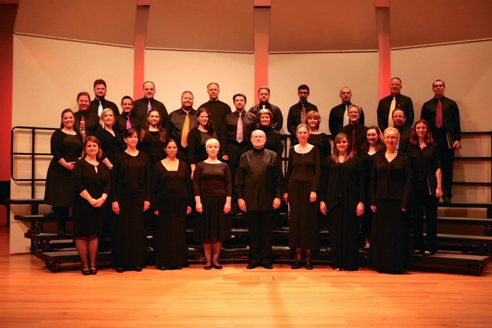 The East-West Festival Choir