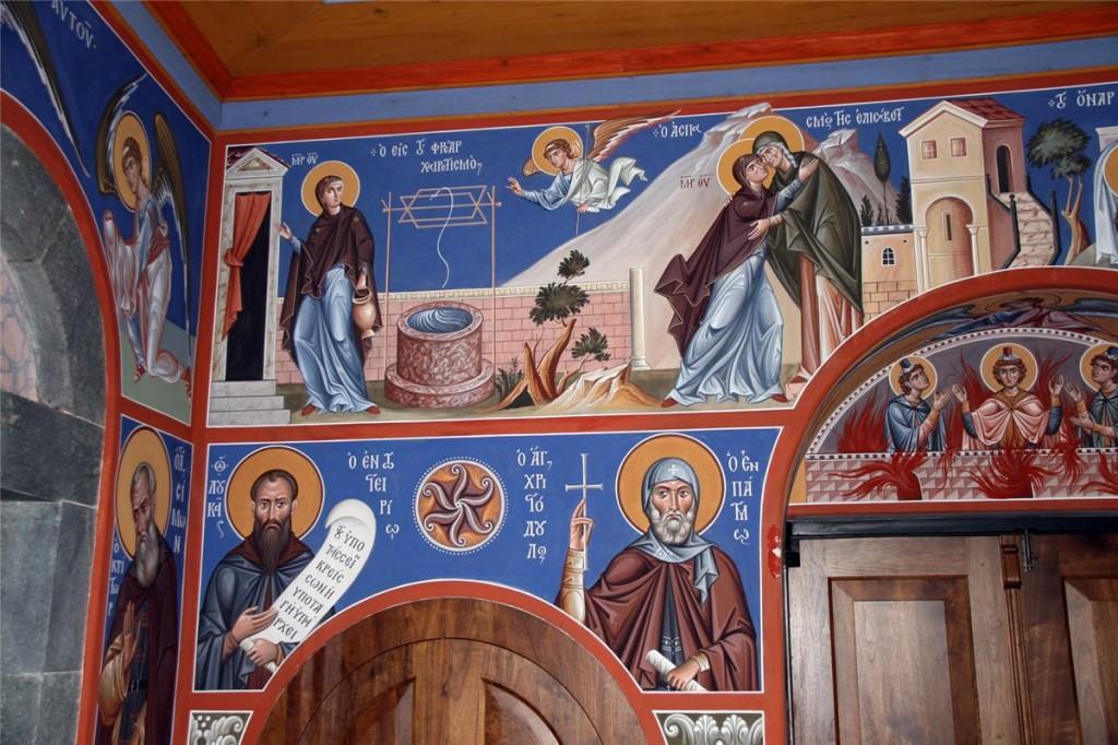 21 Simonopetra, Mount Athos,2009-2010