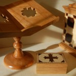 Woodwork for a Coptic Church in America