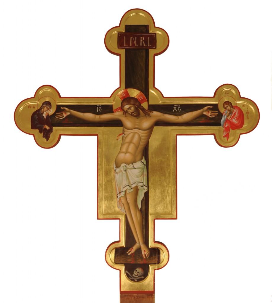 21_Balan Nicolae, cruce altar