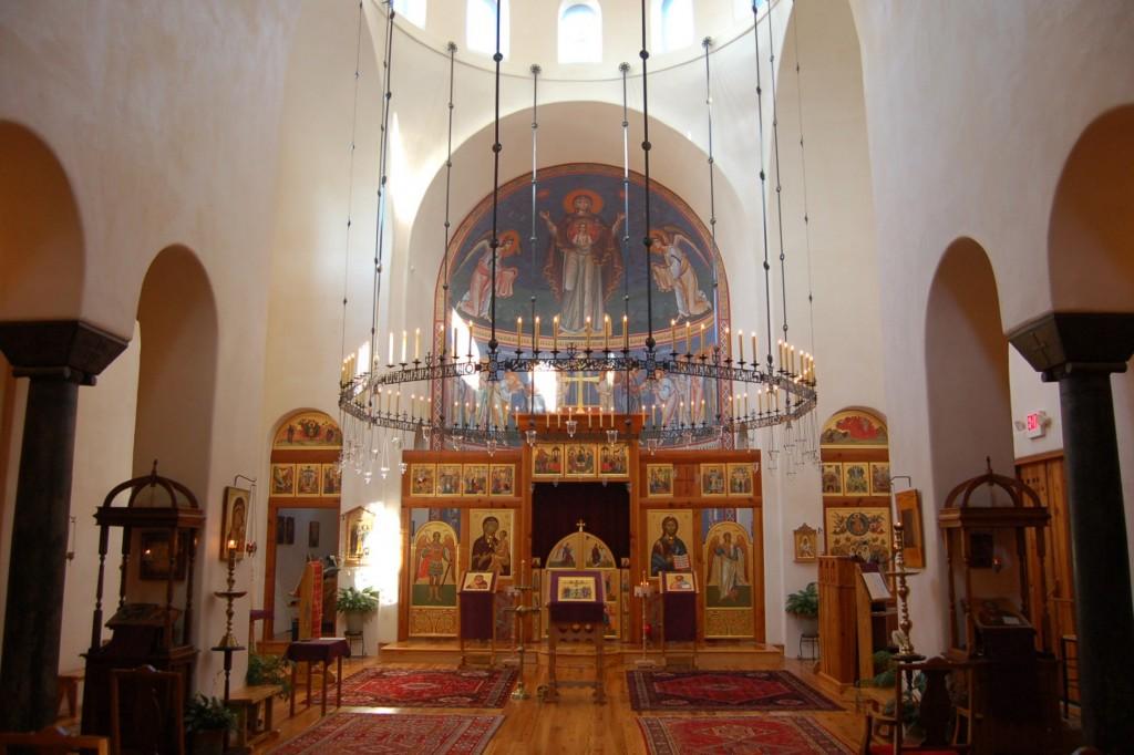 Holy Ascension Church in Charleston, SC