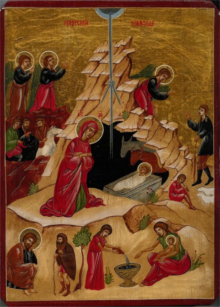 The eucatastrophe of the Nativity