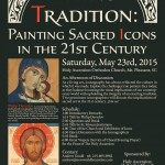 Living Tradition: Painting Sacred Icons in the 21st Century