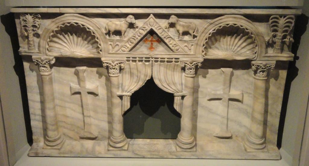 15 San Carlino, Ravenna 540-600, Constantinople_or_Ravenna_Cleveland copy