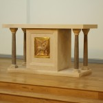 Holy Tables with Reliquaries, a Short History