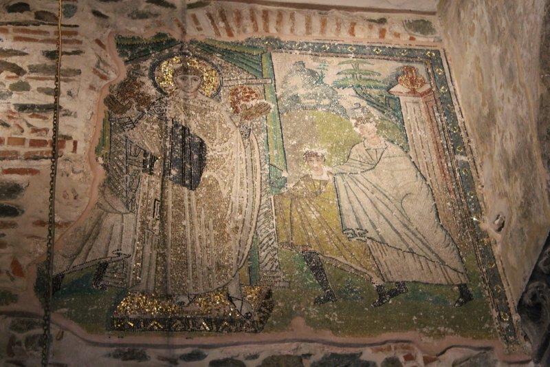 31b St Dimitrios mosaic