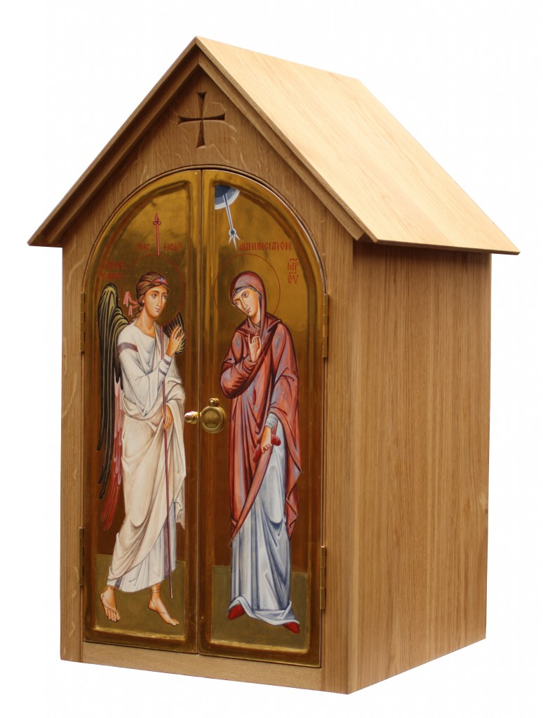 54 Tabernacle with Annunciation, Ireland copy