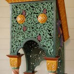 The Question of Polychrome - Part 2: Painting a Byzantine Analogion