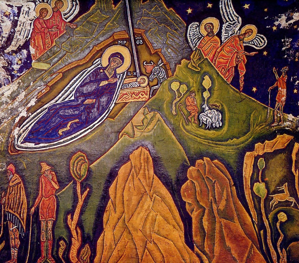 The Nativity from the Amphissa Cathedral