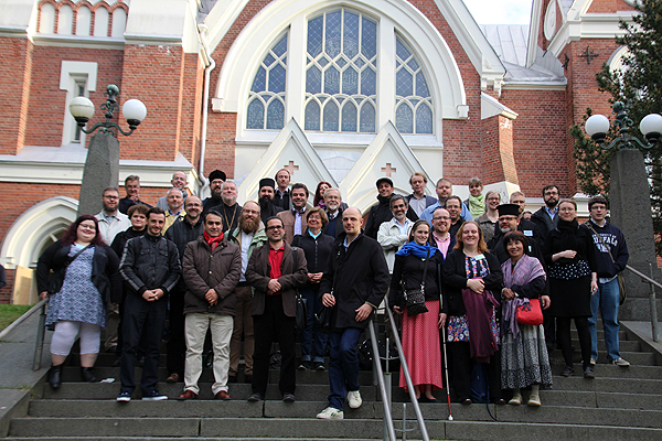 ISOCM Conference Members, 2015