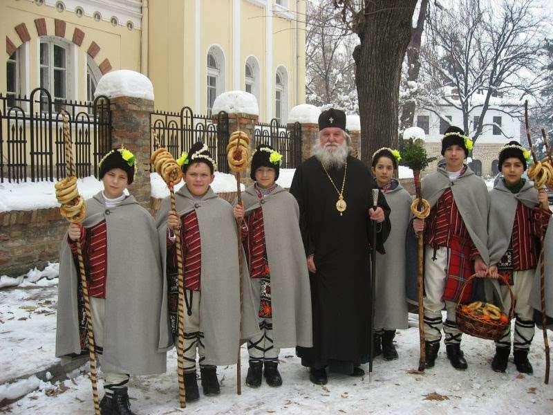 Koledari Christmas Carolers, Bulgaria