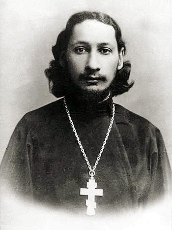 Fr. Pavel Florensky (1882-1937).