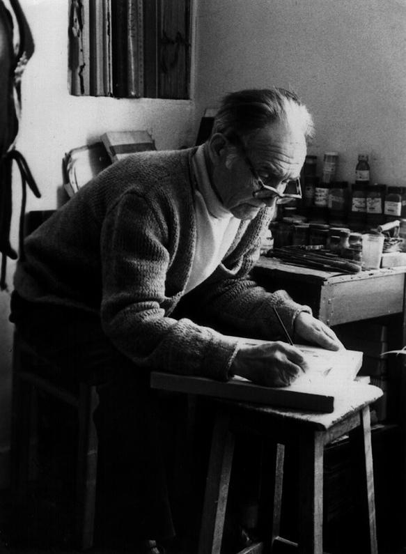Léonid Alexandrovich Ouspensky (1902–1987)