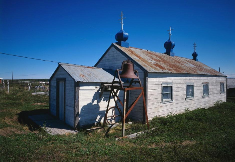 Saint John the Baptist Russian Orthodox Church, Naknek, Alaska