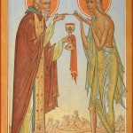 A New Icon of St. Mary of Egypt and St. Zosimas: Notes on Form & Symbolism