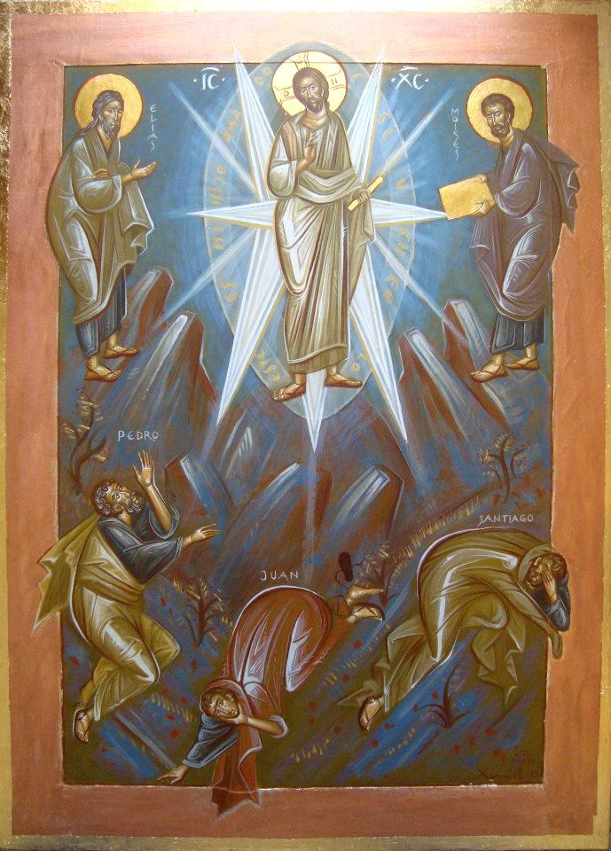 10.-The-Transfiguration,-by-Federico-Jose-Xamist,-Chilean-in-Greece,-The-Transfiguration