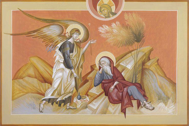 Holy Prophet Elijah, by George Kordis.