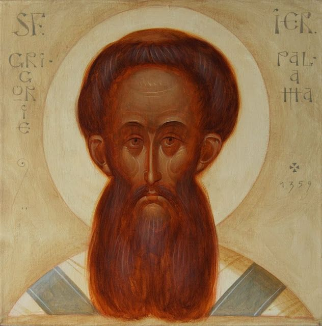 St Gregory Palamas, by Gabriel Toma Chituc.
