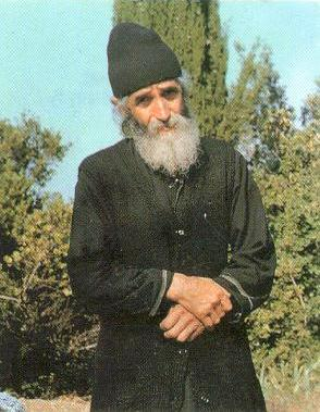29. Father Paisios