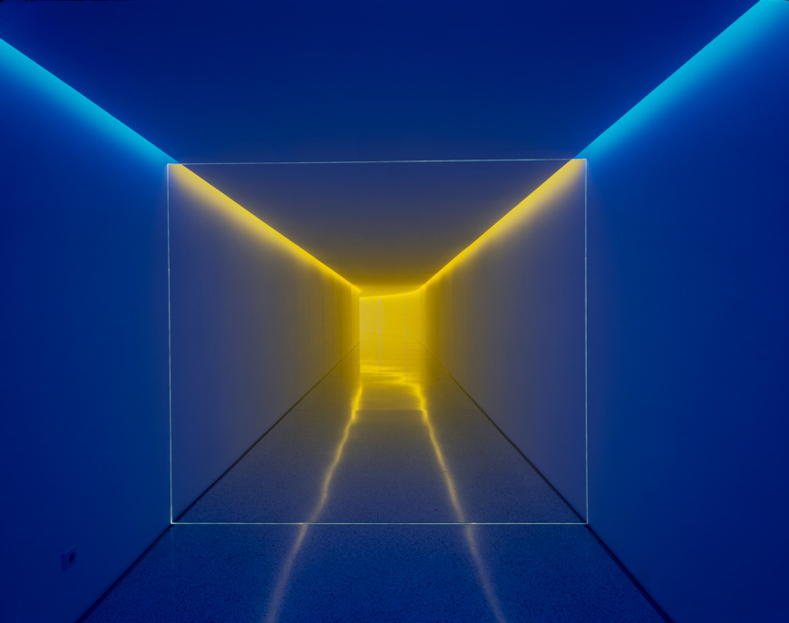 James Turrell, The Inner Way, 1999.